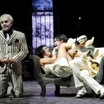 L'OPERA DA TRE SOLDI di B.Brecht con Massimo Ranieri e Gaia Aprea