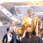 EDIPO RE di Sofocle regia Roberto Guicciardini,Teatro Greco di Siracusa 2004