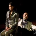 PROPRIO COME SE NULLA FOSSE AVVENUTO regia Roberto Ando' con Annna Bonaiuto