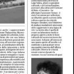 """LA SICILIA""""Cultura e territori : incontri sperimentali"""""""