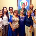 """incontro con le associazioni antiviolenza per il progetto""""No alla violenza di genere"""""""