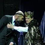 RICCARDO III con Massimo Ranieri e musiche di Ennio Morricone , Estate Veronese