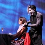 UNA VITA DA STREGA con Bianca Guaccero regia Armando Pugliese